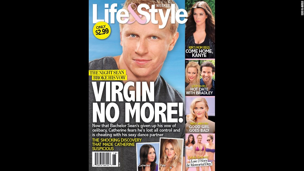 "Sean Lowe is the hot topic on Life & Style this week (someone had to give the Kardashians a break), as his relationship with his ""Dancing with the Stars"" partner, Peta Murgatroyd, is called into question."