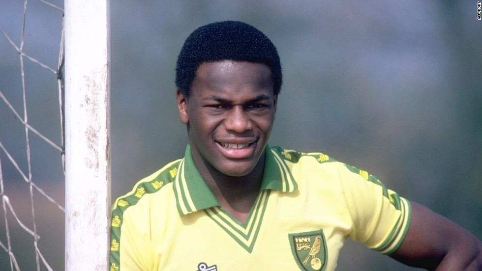 England international striker Fashanu, the country's first £1 million black footballer, could not live with the scars of his revelation. He committed suicide in 1998.