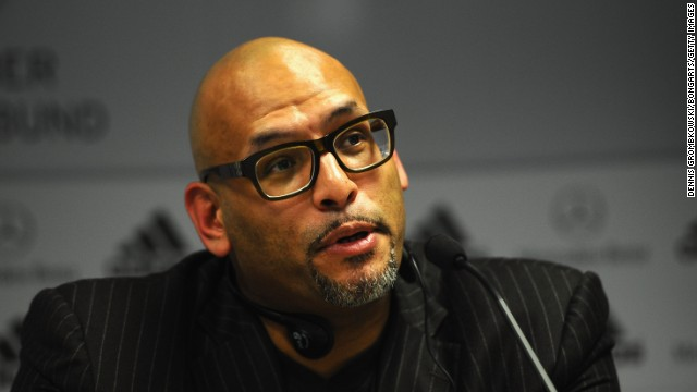 John Amaechi: 'We have to stop mythologizing sport'