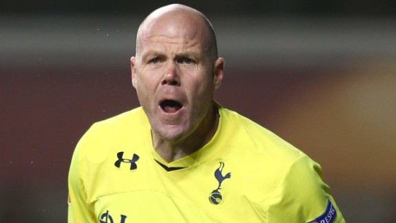 U.S. goalkeeper Brad Friedel retired from professional football in 2015 at the age of 43. He spent the majority of his 21-year career in the Premier League, playing for Liverpool, Blackburn Rovers, Aston Villa and Tottenham. The Ohio-born keeper also made 82 appearances for his country.