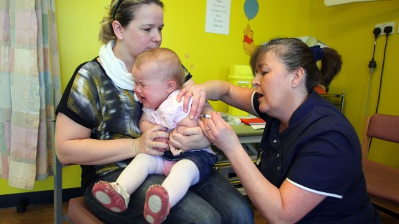 Vaccination can prevent numerous childhood diseases, says Frank Wong.
