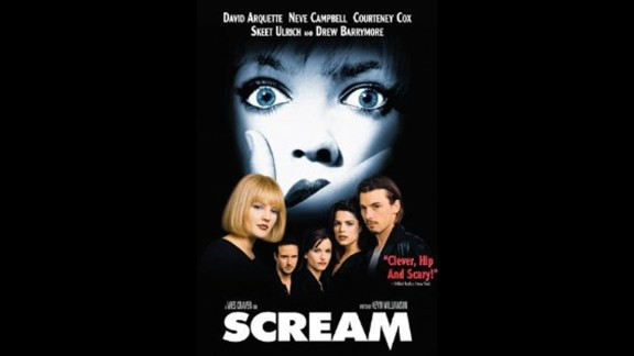 """""""Scream"""": Once upon a time, this Kevin Williamson and Wes Craven horror flick made teens everywhere terrified of a singular Ghostface mask. Since """"Scream's"""" heyday in the '90s, the slasher movie is now being developed as a TV series for MTV."""