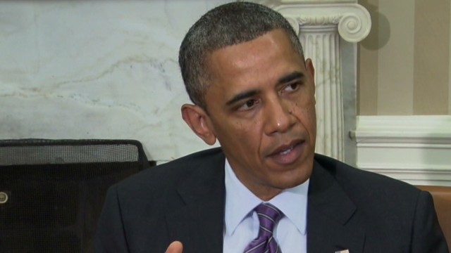 Obama: Syria a 'significant problem'