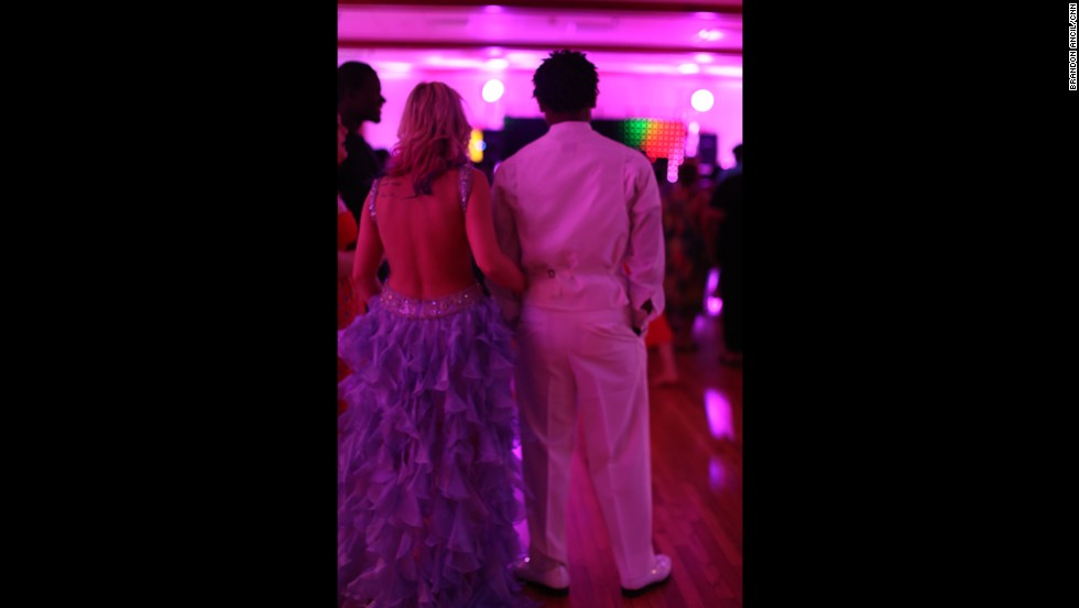 Wilcox County High School senior Alexis Miller and her boyfriend, Jakeivus Peterson, didn't expect to attend a prom in 2013. Miller wouldn't go to a prom without him, and he likely wouldn't be allowed at the white prom, she said. Miller said she was proud of her classmates for organizing an integrated prom. Peterson said they came to show they weren't afraid.