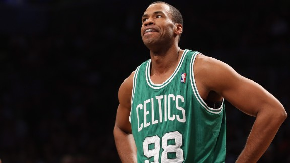 """""""I didn't set out to be the first openly gay athlete playing in a major American team sport. But since I am, I'm happy to start the conversation,"""" NBA player Jason Collins said in a Sports Illustrated article."""