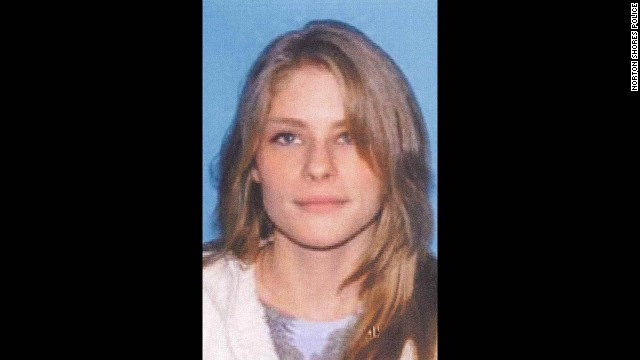 Jessica Heeringa, 25, was abducted Friday from an Exxon station in Norton Shores, Michigan, police say.