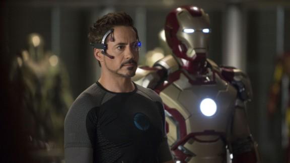 Robert Downey Jr. brought Tony Stark
