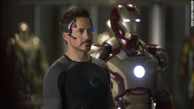 Iron man office Superhero Themed 39iron Man 339 Gets Remixed Cnncom Iron Man 3 Smashes Opening Box Office Record In China Cnn