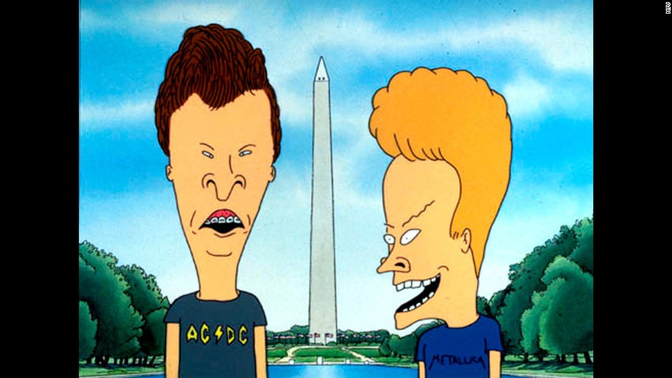 "Before ""Beavis and Butt-head"" went off the air in 1997, ""Beavis and Butt-head Do America"" hit theaters in 1996. The animated series came back to MTV in 2011."