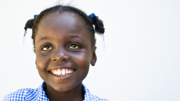 """I will come back every day until I can stay.""  Wadley is 7 years old when the world comes crashing down around her. When Haiti"