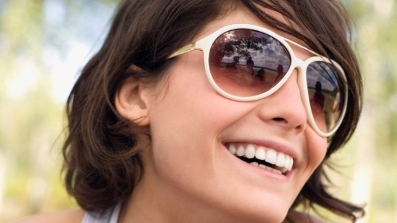 Sunglasses physically block airborne allergens from blowing into -- and irritating -- your eyes, especially on windy days.  Health.com: 10 worst plants for your allergies