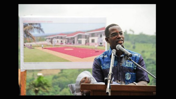 Patrick Awuah is the founder of Ashesi University, in Ghana, which is known for its high-tech facilities and strong emphasis on business, technology and leadership.