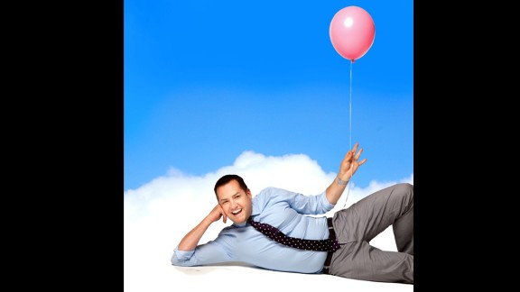 """Comedian Ross Mathews' """"Man Up!"""" is due out on May 7."""