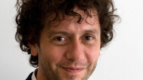 Marcus Fairs, editor of Dezeen
