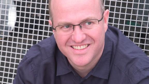 Miles Pennington, head of Innovation Design Engineering at London's Royal College of Art