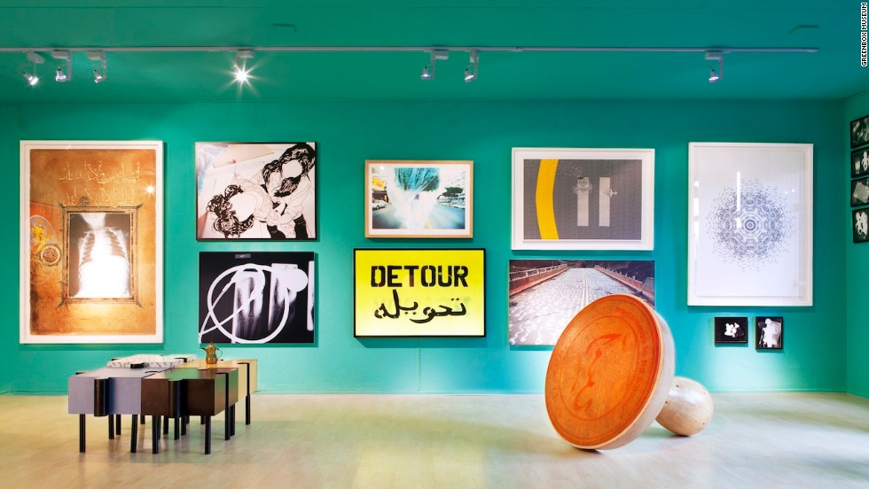 The Greenbox Museum is the first museum dedicated solely to Saudi Art. That it is located in Amsterdam demonstrates the art's scene is finding more love overseas than at home.