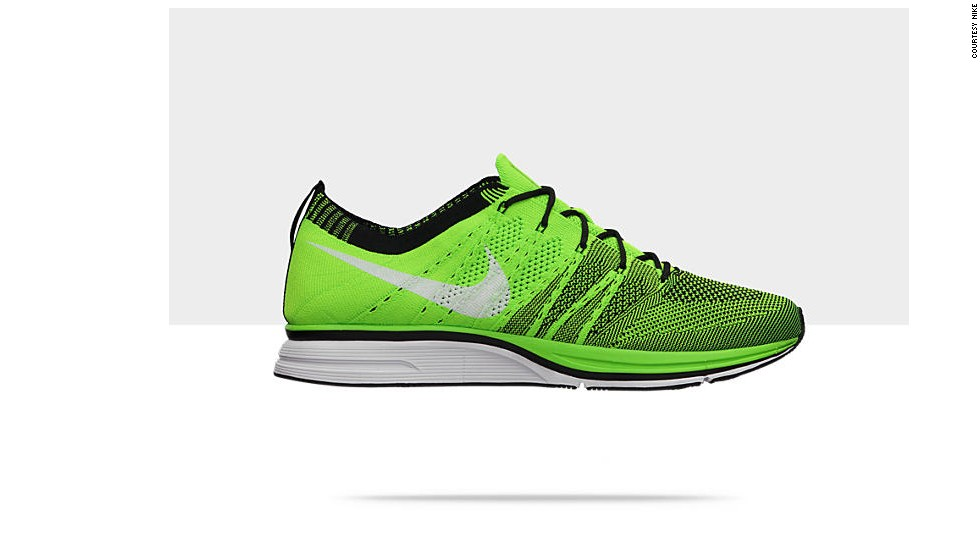 "Lovegrove says that the outwardly unassuming <a href=""http://store.nike.com/gb/en_gb/?l=shop,pwp,c-300/hf-4294900330&cp=EUNS_KW_UK_Running_Footwear_Brand&cp=EUNS_KW_UK_Running_Footwear_Brand"" target=""_blank"">Nike Flyknit</a> running shoes are also an indication of the shape of things to come in terms of the design thinking that went into building. <br /><br />""The way they are woven. They put strength and structure where it is required. There are no aglets so they only need to be constructed with one material,"" he says."