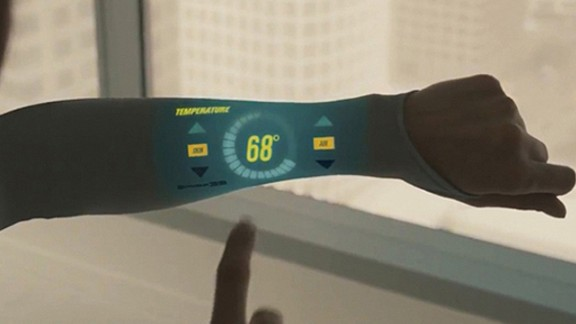 Most people feel anxious when their smartphone is out of arm's reach. But what if it was actually on your arm, woven into the very fabric of your sweater? Sportswear designers Under Armour are already on the case. They recently unveiled their touchscreen t-shirt concept, Armour39, which measures your athletic performance.  It's just one recent example of how design, technology and science are coming together to form a new generation of consumer products that look set to shape the future.
