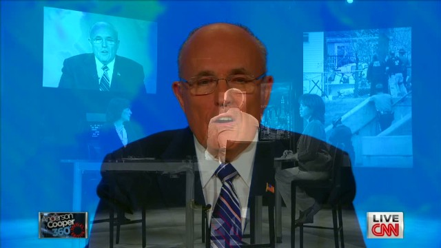 Giuliani: Friends' silence deadly