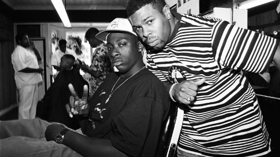 """Pete Rock and C.L. Smooth are best known for their hit """"They Reminisce Over You,"""" which paid tribute to the death of one of the members of Heavy D & The Boyz."""