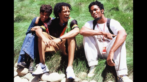 """They didn't have a long career in the rap world, but Digable Planets' """"Rebirth of Slick (Cool Like Dat)"""" in 1993 helped introduce a generation to a fusion of jazz and hip-hop."""