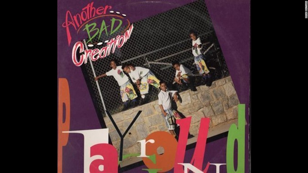 "The Michael Bivins-produced group Another Bad Creation was viewed as an attempt to ride the wave of kid rappers like Kris Kross. Their album ""Coolin' at the Playground"" was released in 1991."