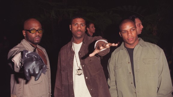 """New Jersey natives Naughty by Nature gave the world the ultimate in party jams and an ode to the genre with """"Hip Hop Hooray."""""""