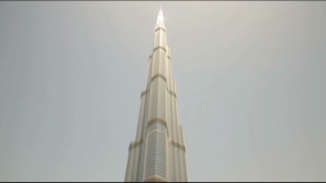 Building even taller than the Burj?