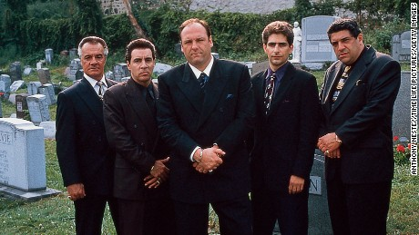 The Sopranos' cast debates show's ending on 20th anniversary - CNN