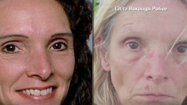 Missing mom's dramatic transformation