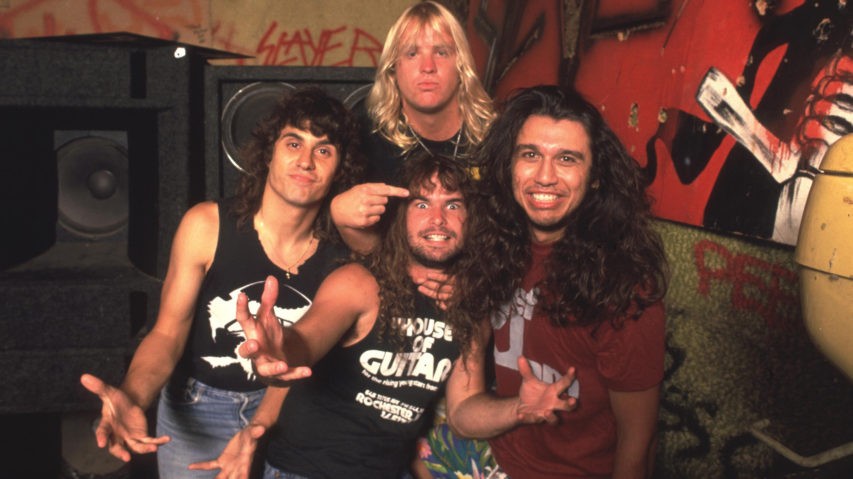 Metal bands thrash 80er QUASARBORN