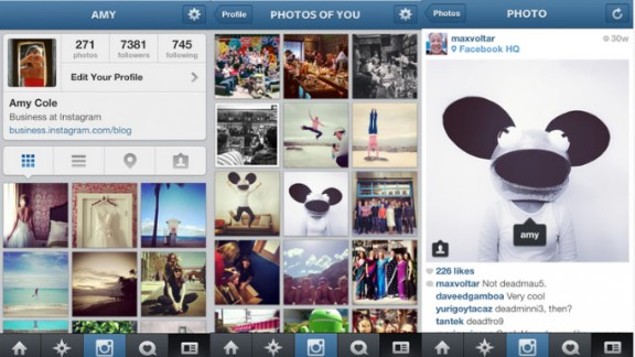 Instagram adds the ability to tag photos with usernames