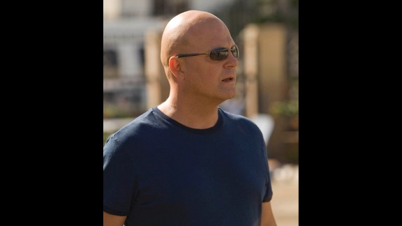 """""""The Shield"""" (2002): Michael Chiklis was better known as the cuddly """"Commish"""" until he took on the role of the brutal cop Vic Mackey, and his series always kept its audience on its ethical toes."""