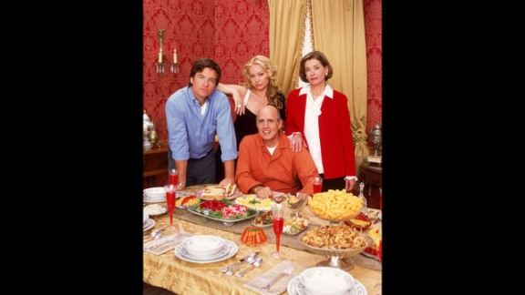"""""""Arrested Development"""" (2003): Its creator begged audiences to watch. They never did in big numbers, but those who paid attention found a brilliant comedy that wasn't afraid of absurdist rabbit holes. A new season comes to Netflix at the end of May."""