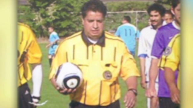 Ref dies after being punched by player