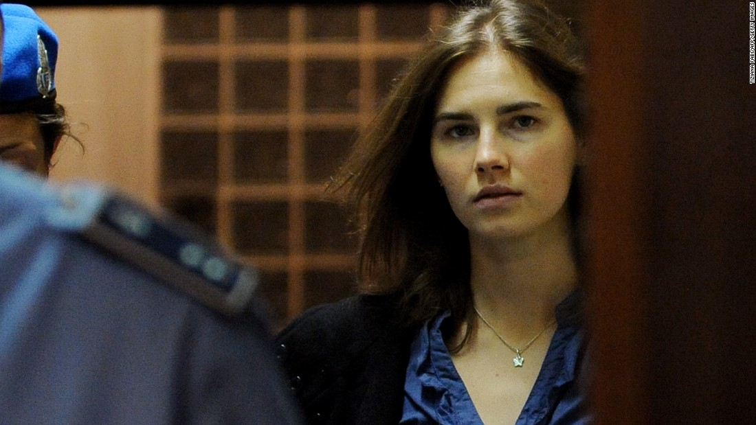 Amanda Knox murder conviction overturned - CNN