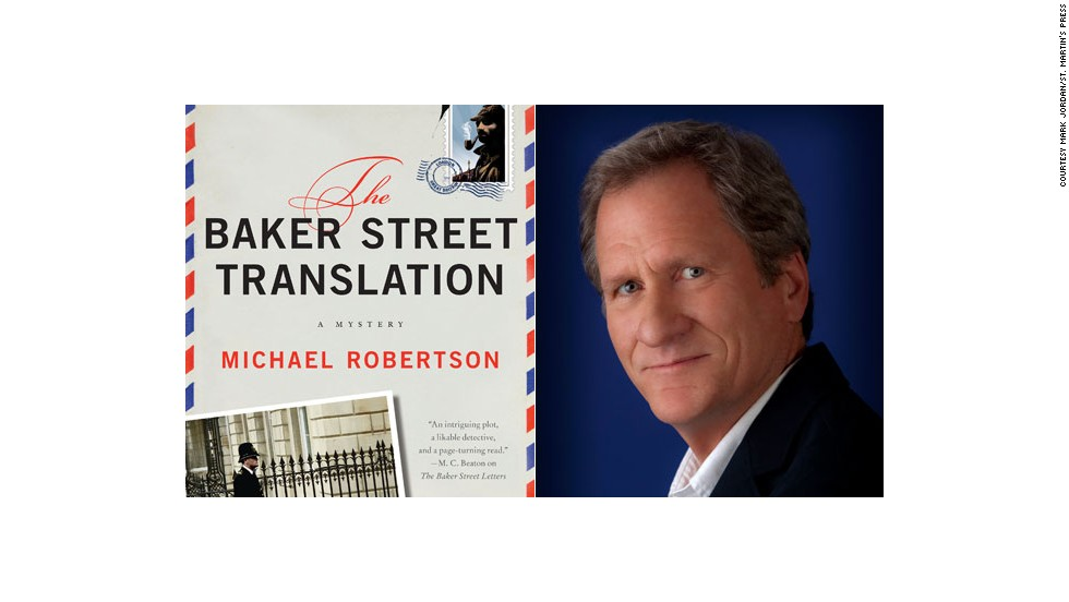 """The Baker Street Translation"" by Michael Robertson."
