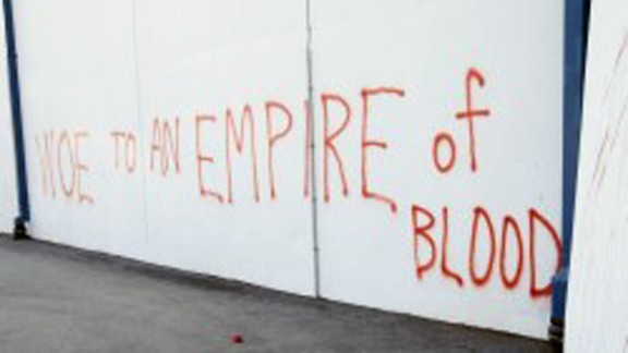 The three activists are accused of defacing property at the Oak Ridge nuclear facility.