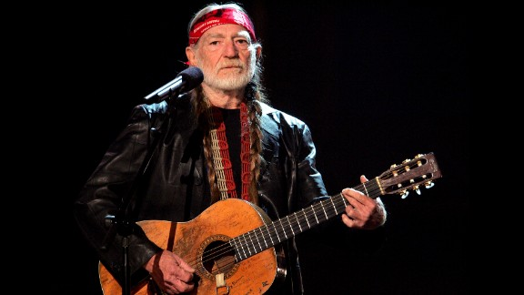 """Willie Nelson cleared his $32 million tax debt by selling assets and an album titled """"The IRS Tapes: Who"""