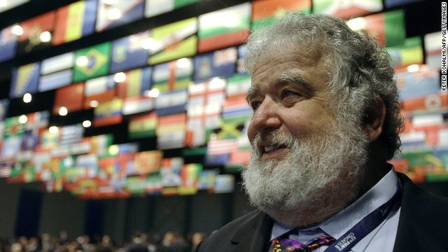 Chuck Blazer's term on the FIFA Executive Committee had been set to expire at the end of this month.