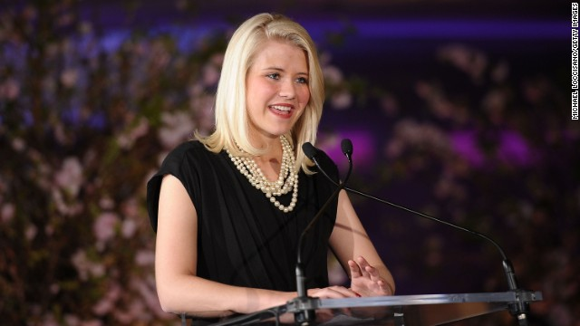 Elizabeth Smart's advice: Time does heal
