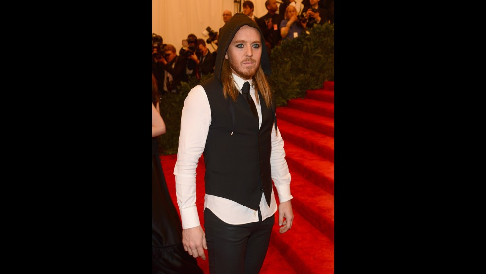 Tim Minchin attends the gala.