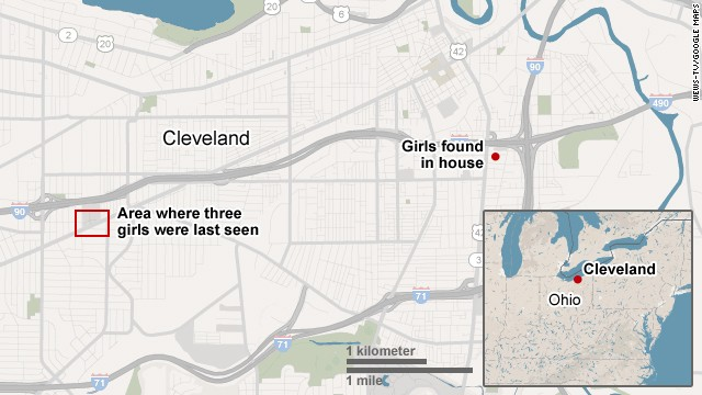 Ashley Ohio Map.Cleveland Family Hoping For A Miracle Cnn