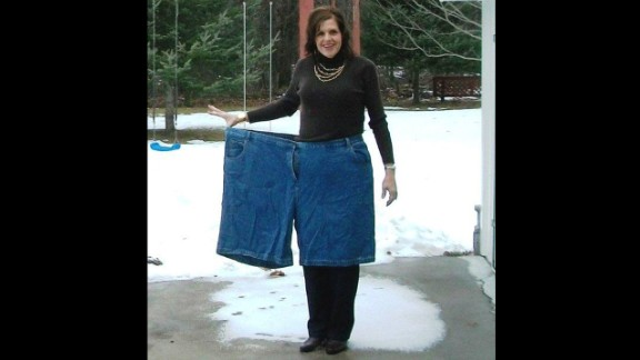 In March 2011, Borawski gave up soda and sweets and restricted her diet to 1,000 calories a day. Since then, she