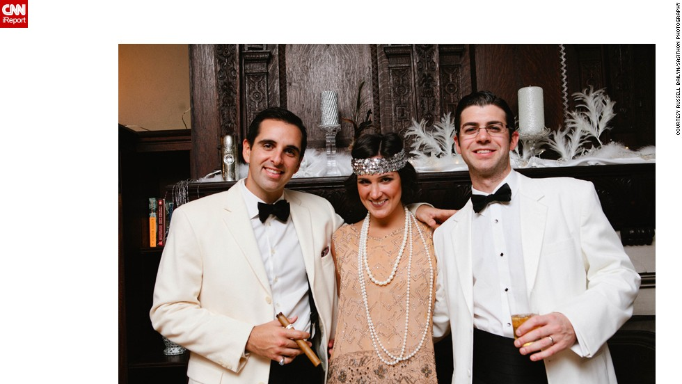 How To Throw A 1920s Party Worthy Of Gatsby Himself Cnn