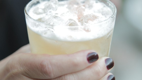 Period-appropriate drinks are a must at a 1920s party. Los Angeles event planner Amy Campbell recommends a gin fizz or a penicillin. She also suggests hinting at the Prohibition era by covering liquor bottles at the bar with brown paper bags.