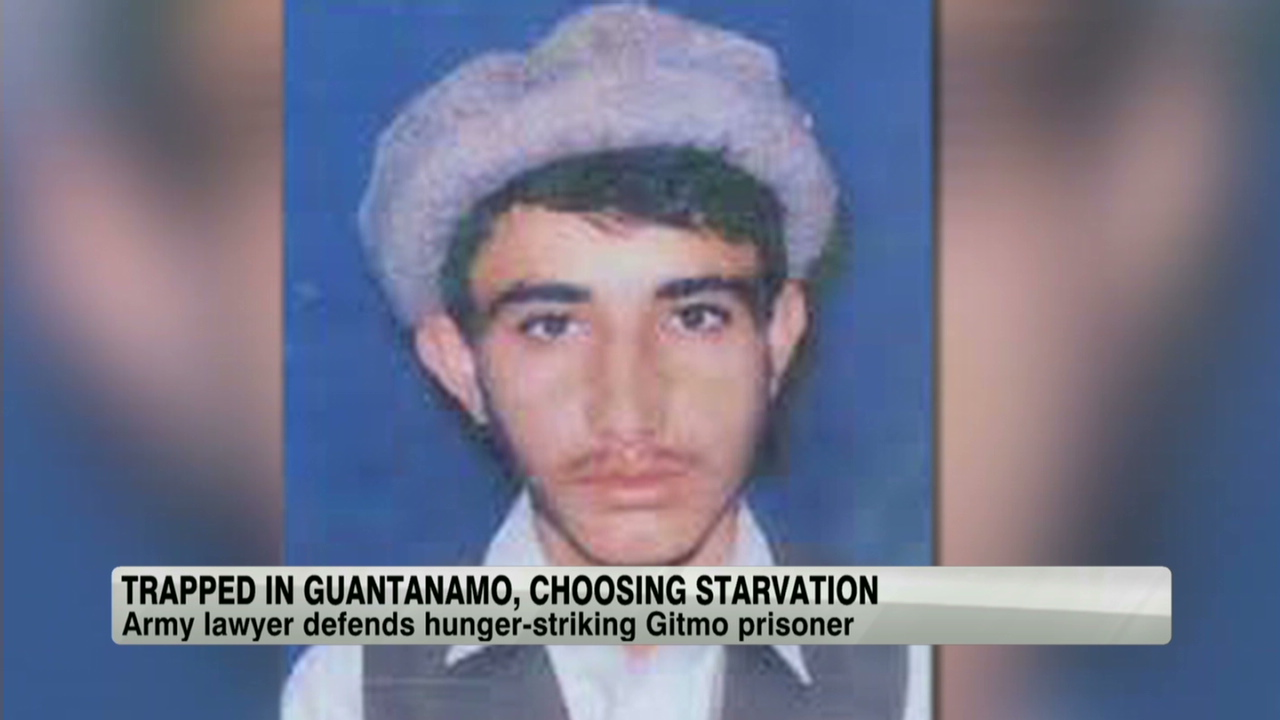 How detainees got trapped at Guantanamo