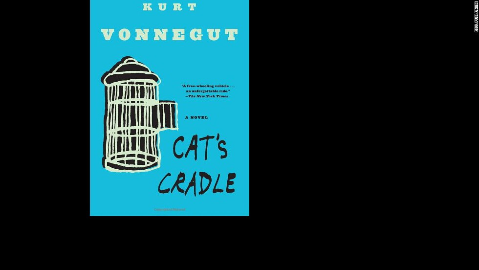 "Atomic scientists, strange religions, the end of the world -- Kurt Vonnegut's 1963 novel, ""Cat's Cradle,"" would seem perfect for a black comedy. (Very, <em>very</em> black.) Leonardo DiCaprio's production company optioned the book in 2005."