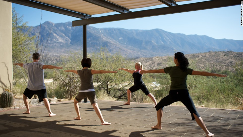 Best Get Fit Retreats In And Around The U S Cnn Travel