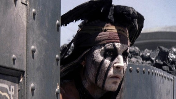"""Early returns on """"The Lone Ranger"""" aren't good. What will audiences think in 10 years?"""